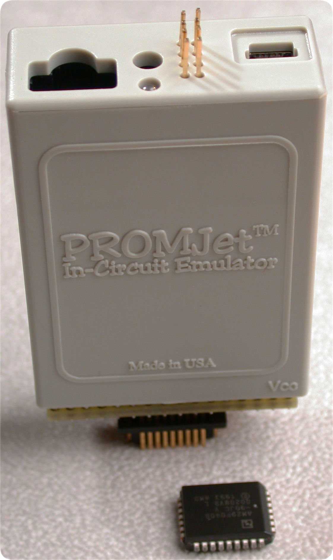 PROMJet LPC support